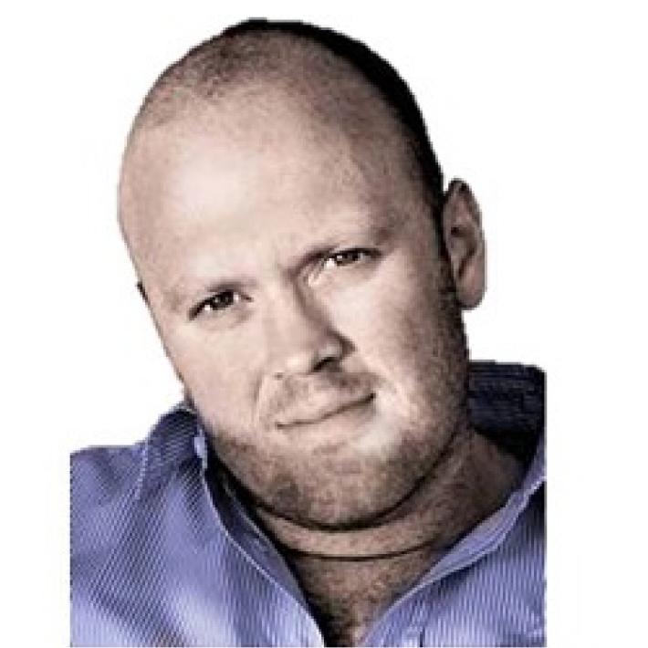 Adam Peckham-Cooper - Portrait