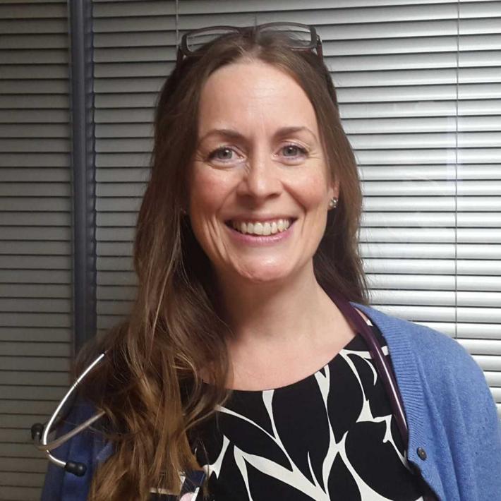 Portrait of Dr Carol Postlethwaite