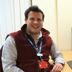 Gareth Ward , trainee advanced paramedic , trainee advanced clinical practitioner , Hathaway Medical Centre , master's degree apprenticeships , Health Careers