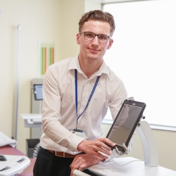 Harry Brown NHS IT Support Technician