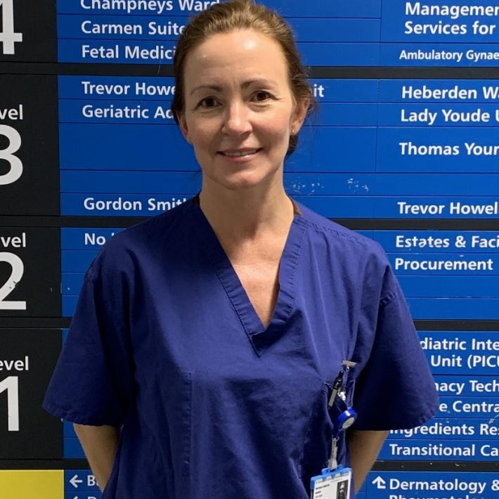 Bank staff midwife