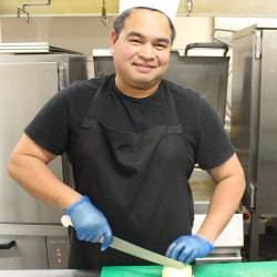 Rizal San Pedro - Chef at Wirral University Teaching Hospital NHS Foundation Trust