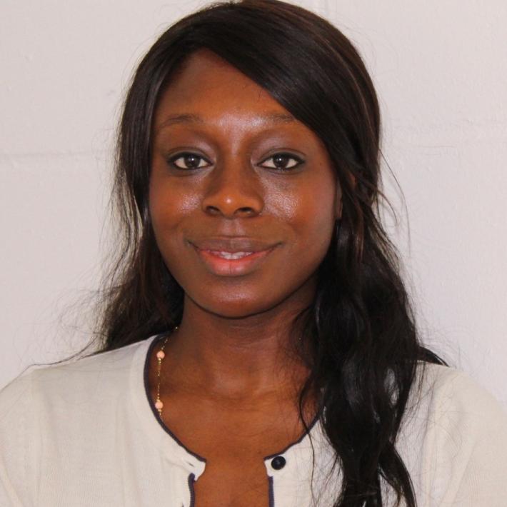 Portrait of Dr Grace Ofori-Attah