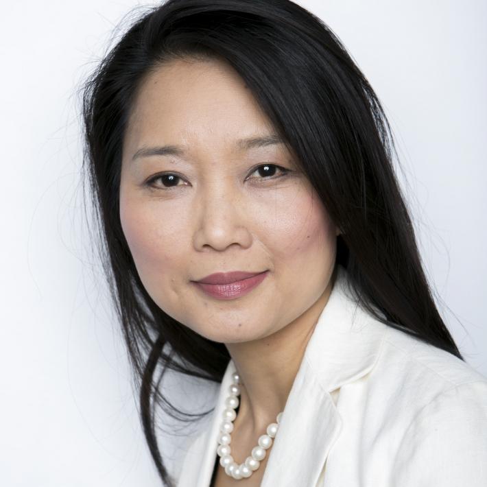 Portrait of Miss Kathleen Fan
