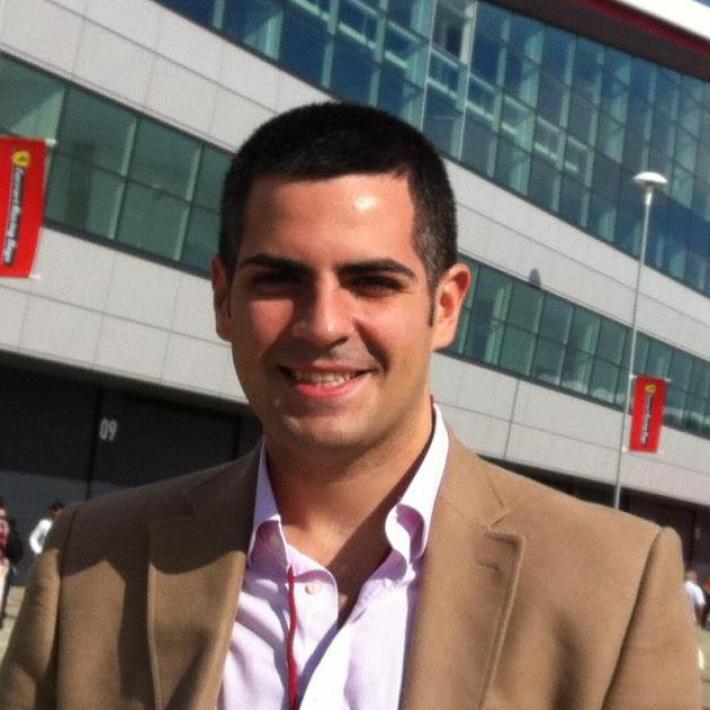 Portrait - Dr Damiano Barone