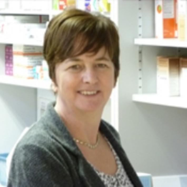 julie horslen - pharmacist