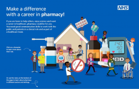 A career in pharmacy home page