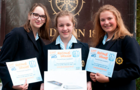 step into the NHS schools competition winner of winners