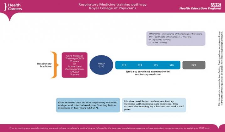 Training and development (respiratory medicine) | Health Careers