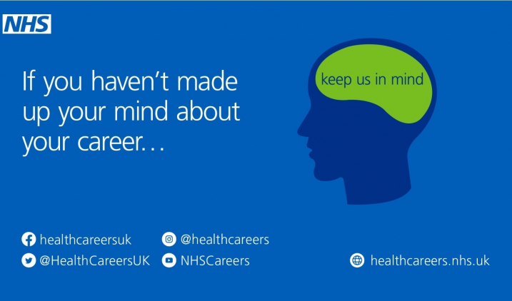 nhs careers keep us in mind
