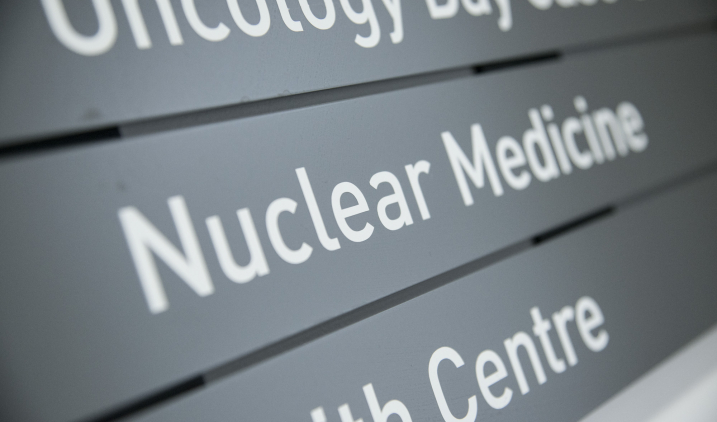 Nuclear medicine sign