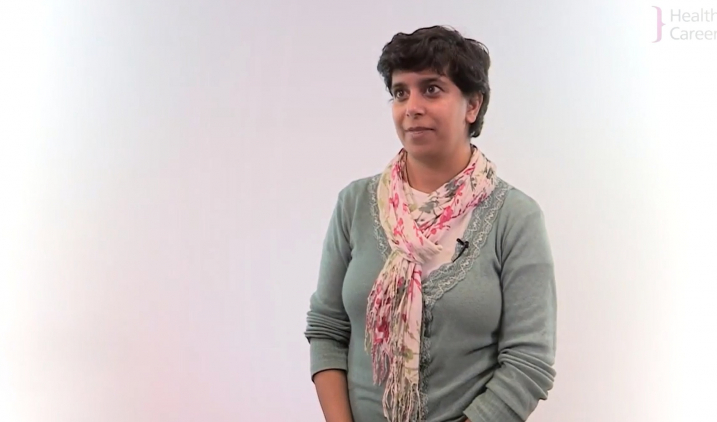 Centre director video - Dr Shona Arora