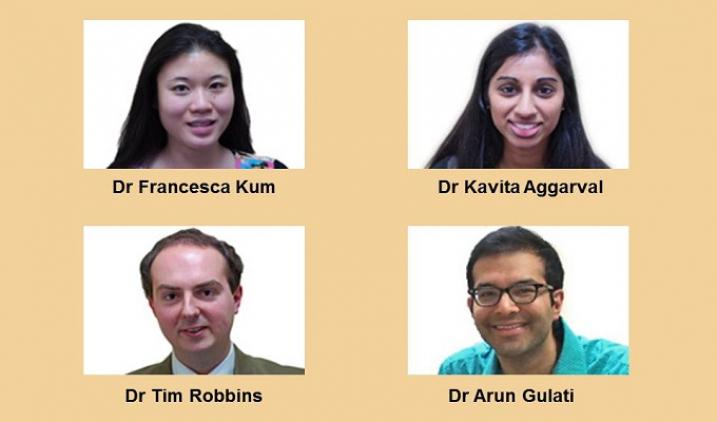 Open forum - panel members
