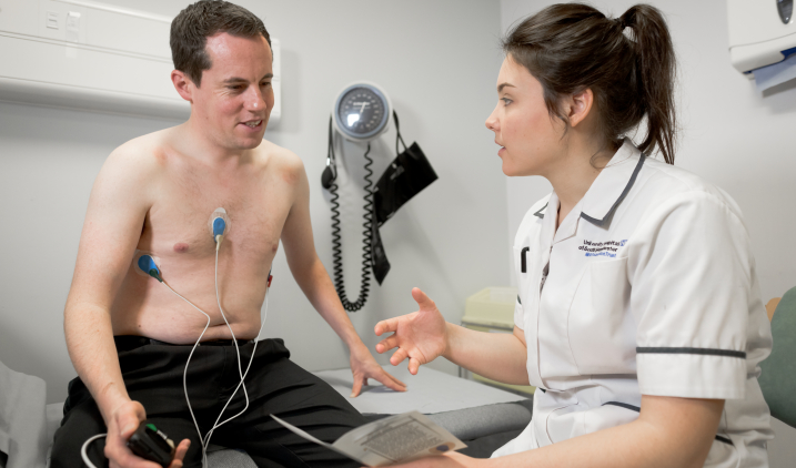 As A Cardiographer Youd Operate Electrocardiograph ECG Machines Which Monitor The Heart You Would Fit Electrodes To Patients Body