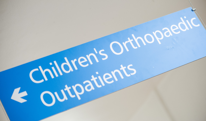 orthopaedic sign