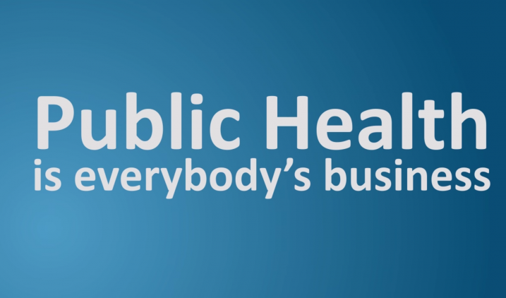 public health's everybody's business video