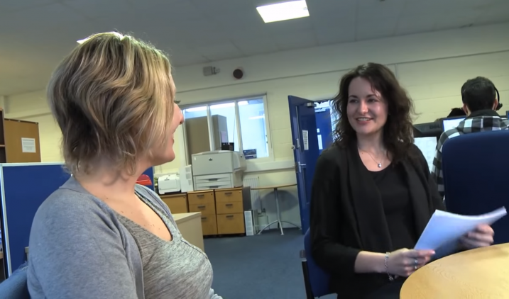 psychological wellbeing practitioner video