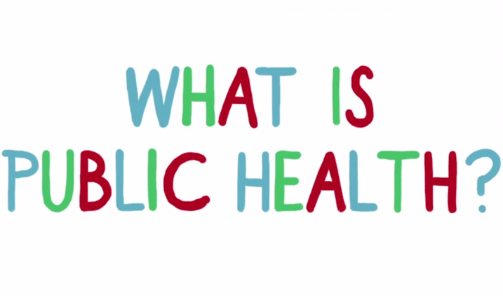 What is public health video