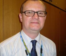 Matt Holland, librarian