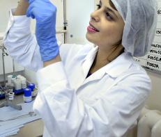 Shazmeen Hansrod, Trainee clinical pharmaceutical scientist