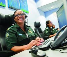 Claudette McNaughton, Emergency medical dispatcher